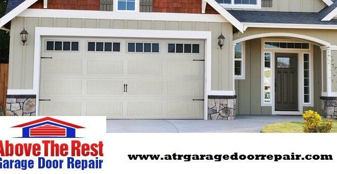 Style Your Front Door With ATR Garage Door Repair