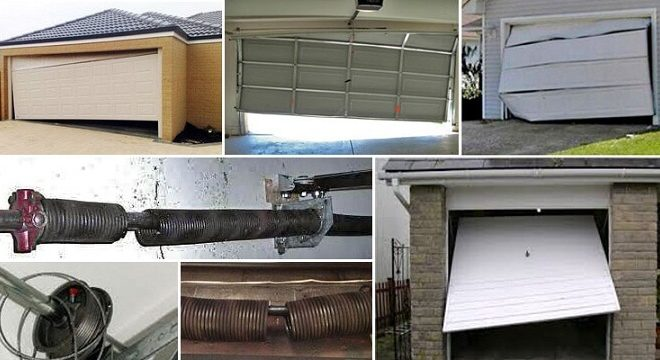 When to Hire a Professional at Garage Door Maintence