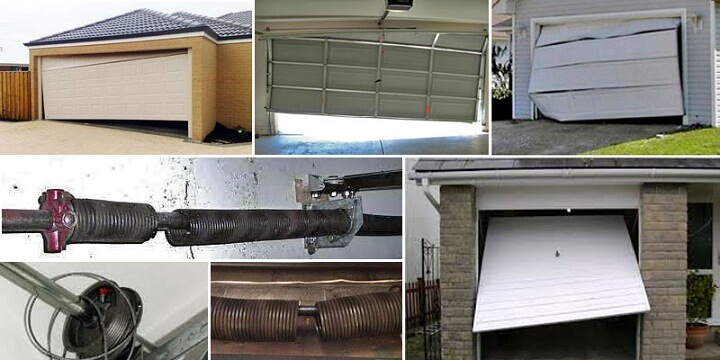 Summer Garage Door Prep and Maintenance