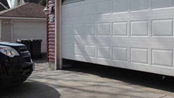 Common Garage Door Problem in Colorado Springs