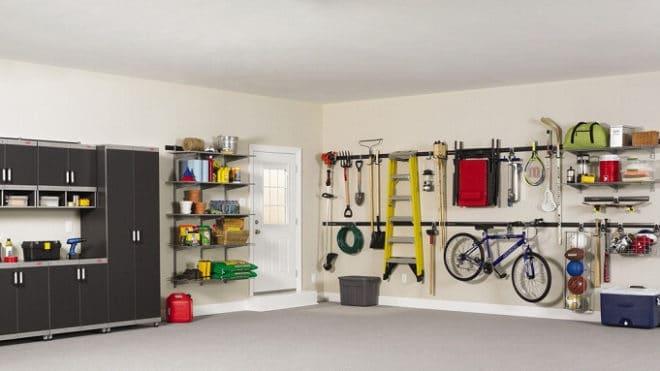 5 Easy Ways to Organize Your Garage