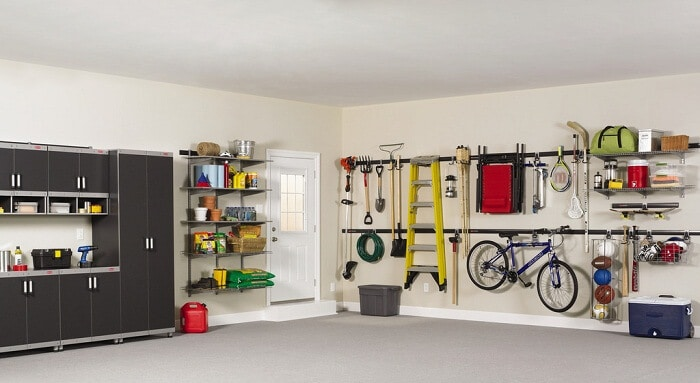 5 Easy Ways to Organize Your Garage