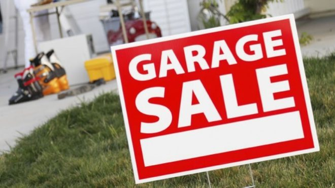 6 Ways to Have a Successful Garage Sale