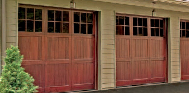 Inventory: Where did your garage door come from?