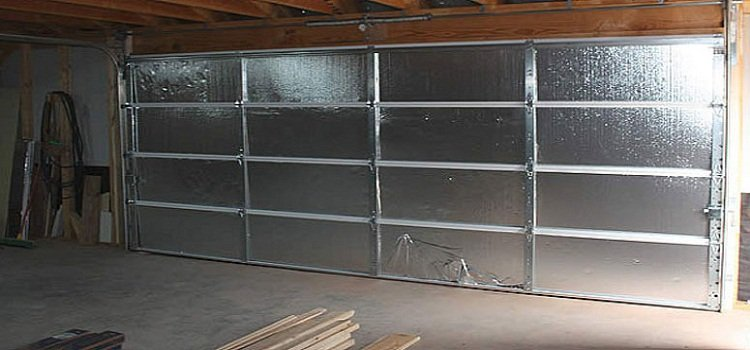 Beat the Heat: Garage Door Insulation