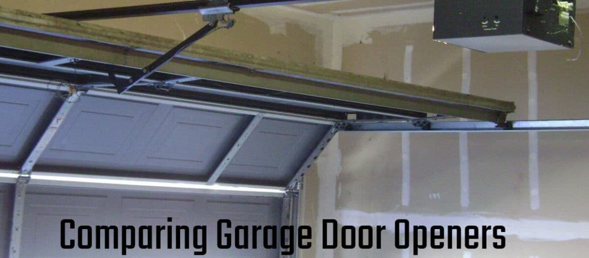Comparing Garage Door Openers with Above the Rest