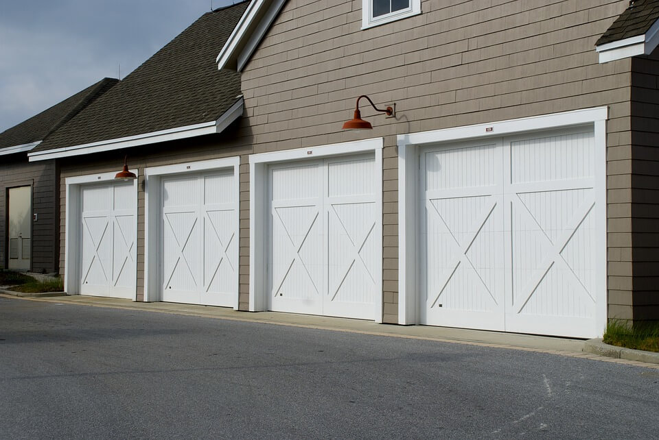 How To Replace Garage Door Springs Above The Rest Garage Door Repair