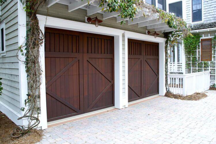 springtime garage door repair in colorado springs above