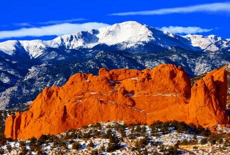 Top 3 Attractions in Colorado Springs