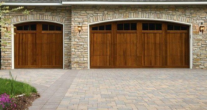 Read This Blog Before Installing a Wood Garage Door in Denver