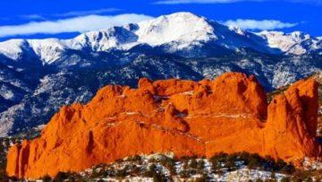 Top 3 Attractions in Colorado Springs